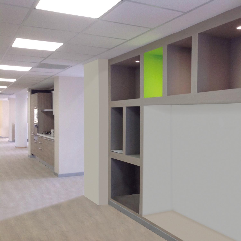 Costo parete cartongesso mq cheap finest perfect pareti e strutture in cartongesso di edile - Parete in cartongesso costo ...