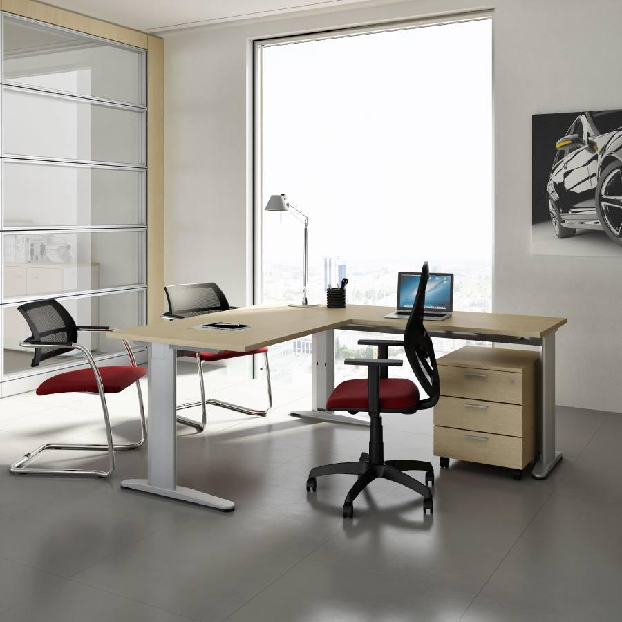 New rossana mod gp centrufficio for Mobili ufficio verona
