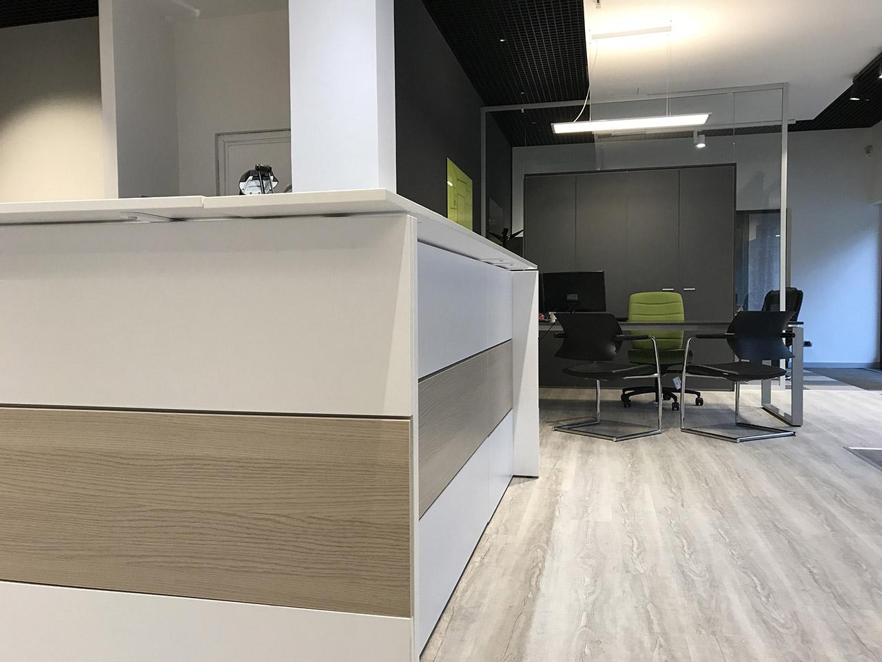 Arredamento Ufficio Novara : Showroom novara centrufficio