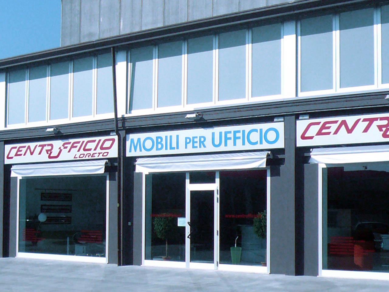 Showroom Vicenza Centrufficio