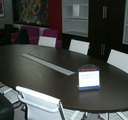 Tavolo riunione ovale - Centrufficio
