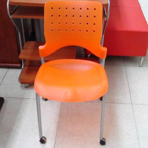 sedia arancia